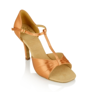 H814-X Frost Xtra Light Tan Satin MEDIUM PLUS (poszerzony)