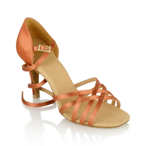 H860-X Kalahari Xtra Dark Tan Satin