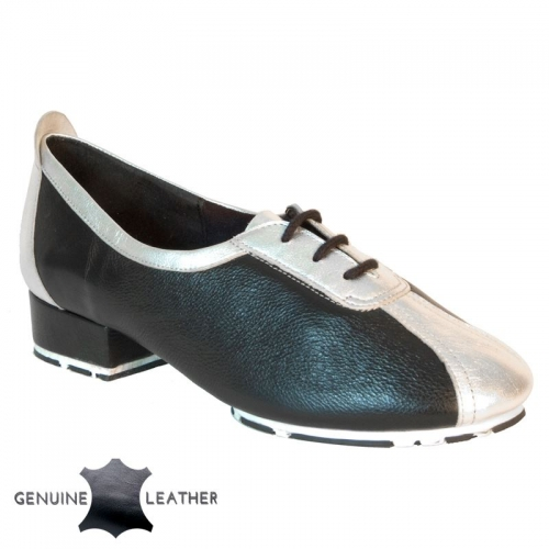 Ray Rose buty do tańca p111-blacksilver-leather-star-sole-sale.jpeg